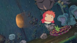 Ponyo Wallpaper Download Free