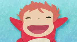 Ponyo Wallpaper For IPhone