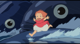 Ponyo Wallpaper For PC