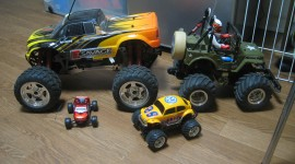 Radio Controlled Cars Wallpaper Full HD