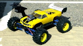 Radio Controlled Cars Wallpaper HQ