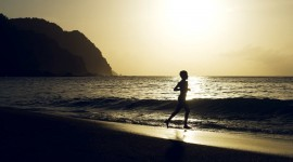 Running On The Beach Wallpaper Gallery