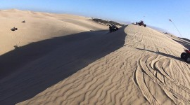 Sand Dune Riding Wallpaper Download