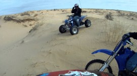 Sand Dune Riding Wallpaper Gallery