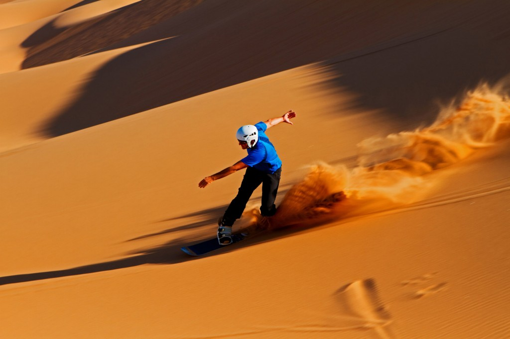 Sand Dune Riding wallpapers HD