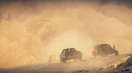 Sand Storms Wallpaper For PC