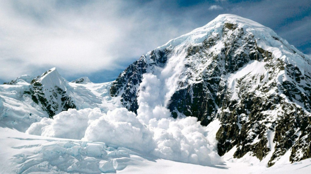 Snow Avalanche wallpapers HD