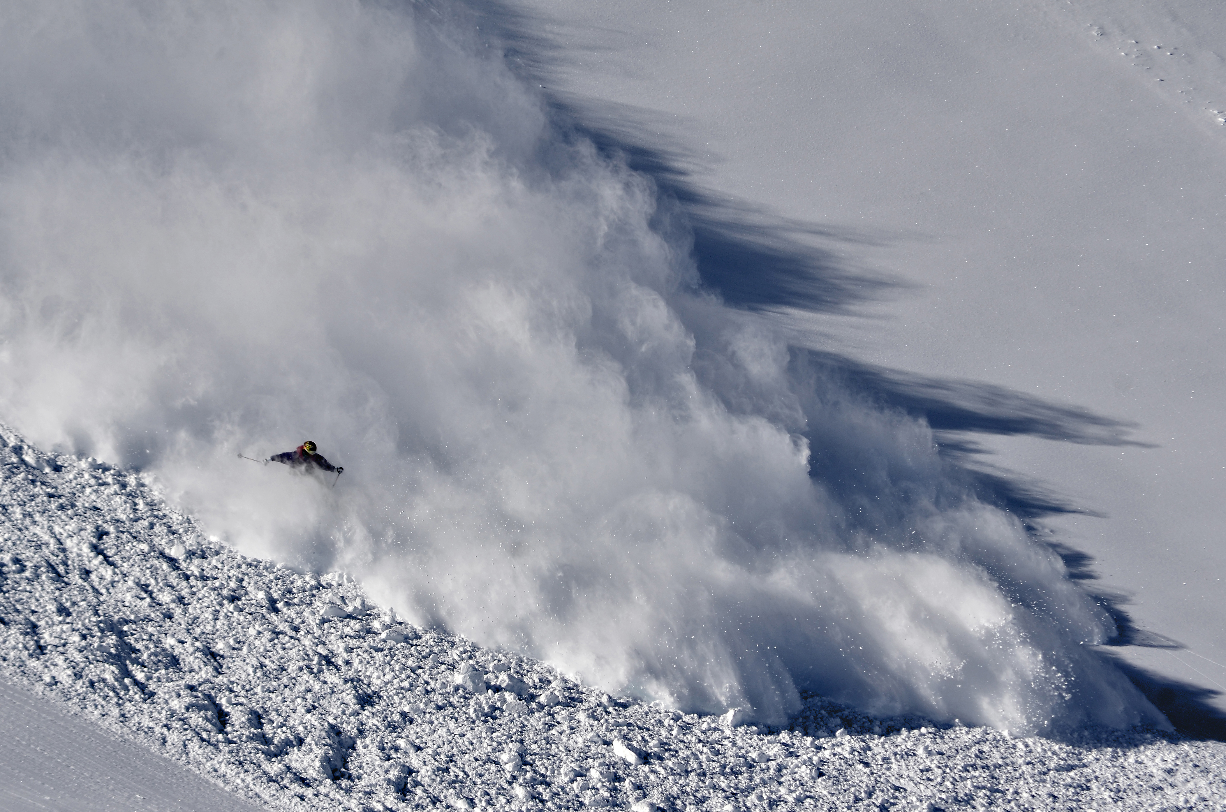 snow avalanche wallpapers high quality | download free