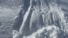 Snow Avalanche Wallpaper For IPhone