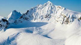 Snow Avalanche Wallpaper For PC