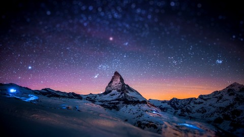Starry Sky wallpapers high quality