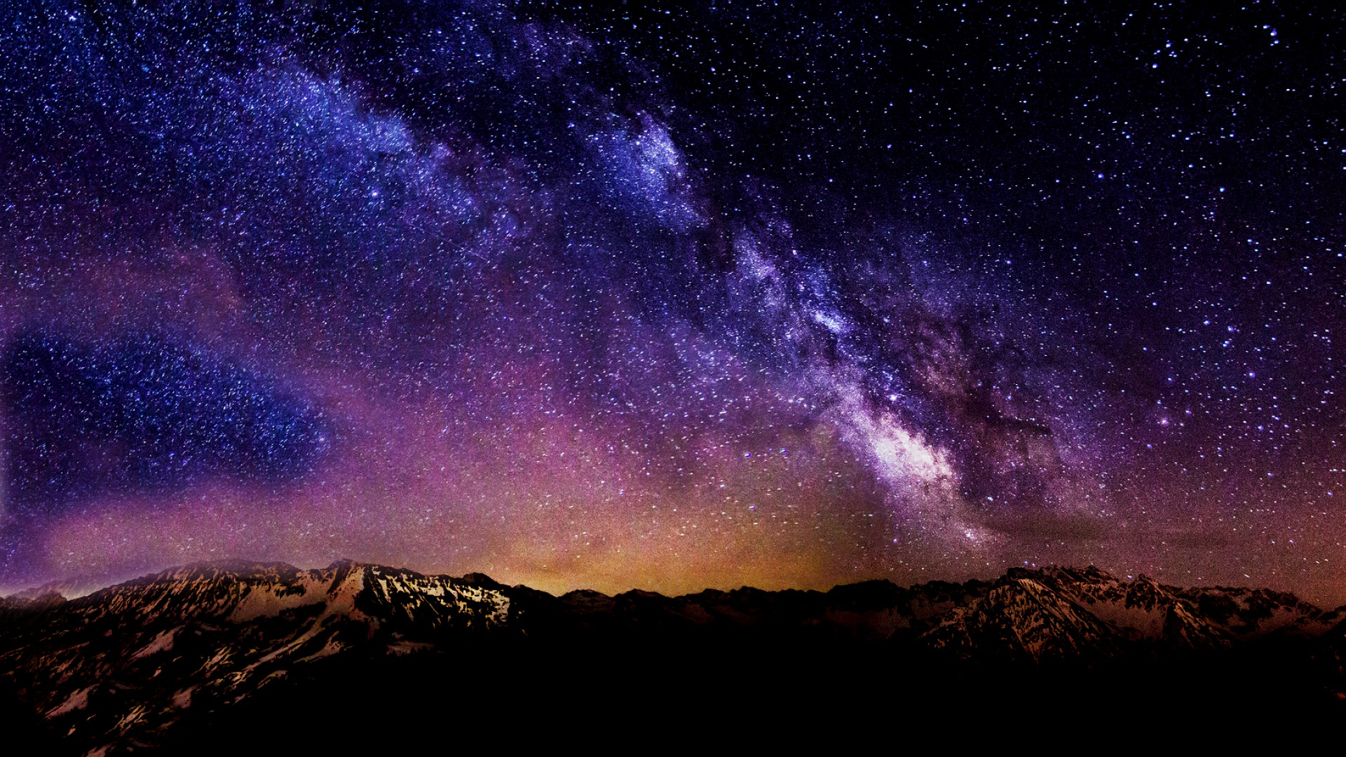 starry sky wallpapers high quality download free