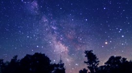 Starry Sky Wallpaper HD