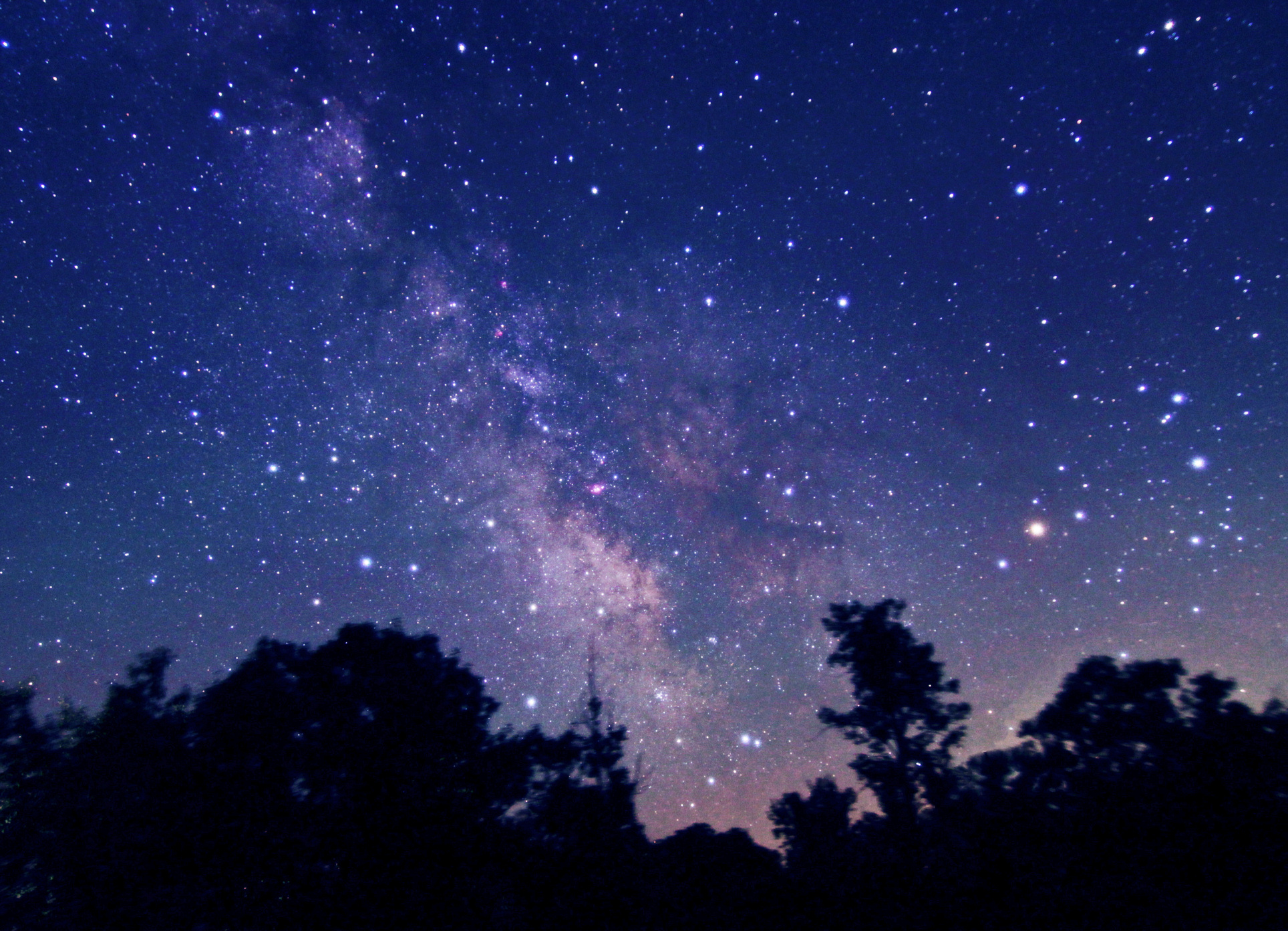 Starry sky wallpapers high quality download free - Images night sky and stars ...