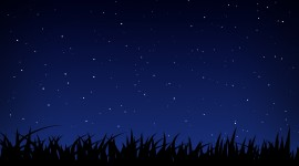 Starry Sky Wallpaper High Definition