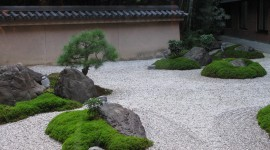Stone Garden Wallpaper Gallery