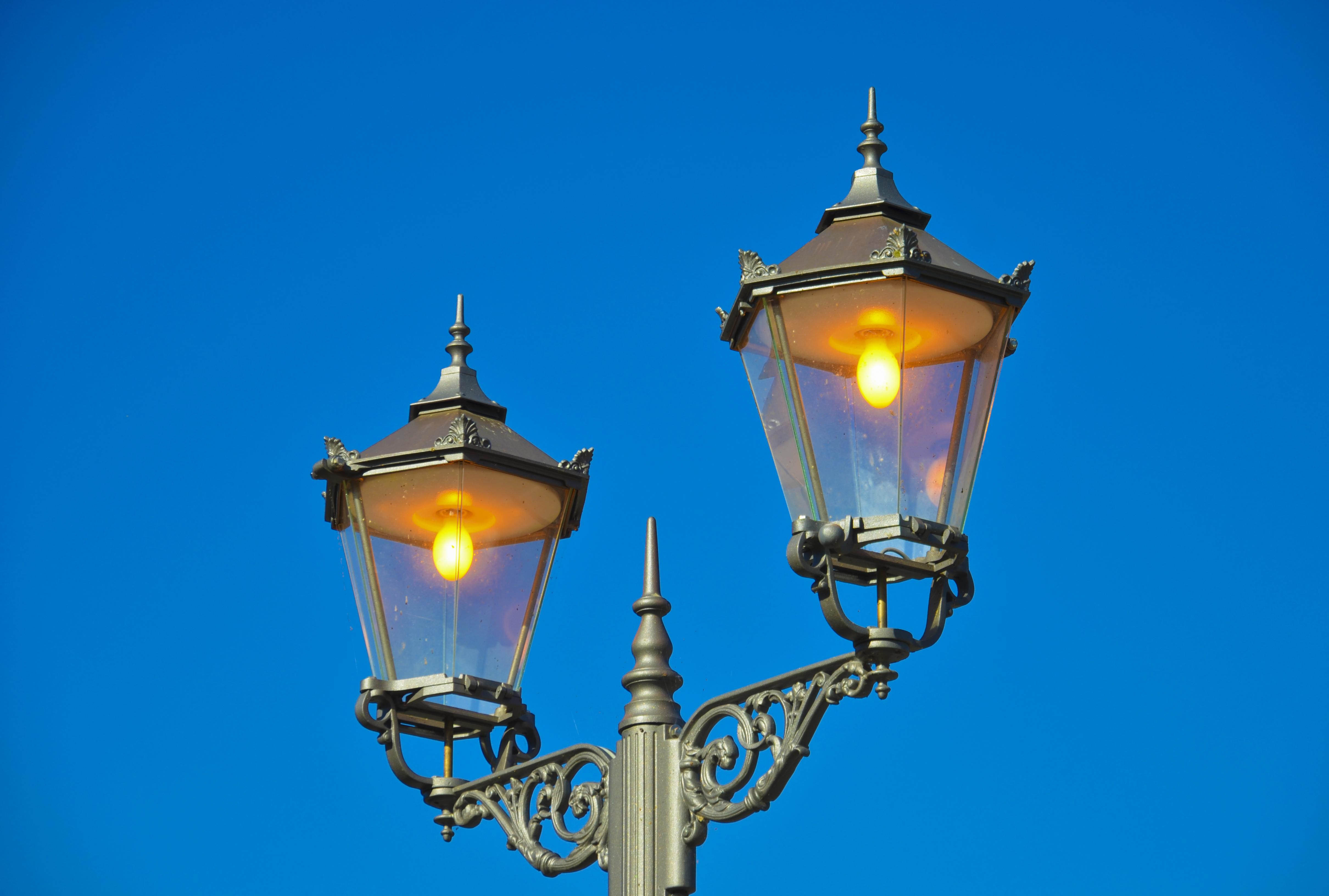 Street Lights Wallpapers High Quality Download Free