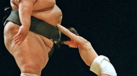 Sumo Wrestler Wallpaper For Android