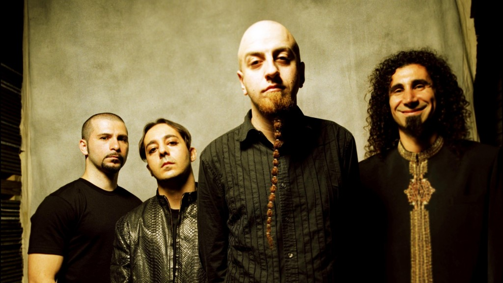 System Of A Down wallpapers HD