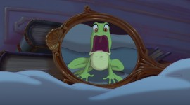 The Princess and the Frog Wallpaper 1080p