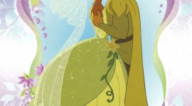 The Princess and the Frog Wallpaper For IPhone