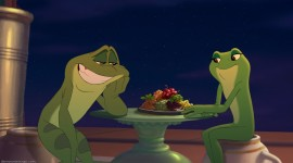 The Princess and the Frog Wallpaper#2
