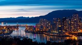 Vancouver Wallpaper HQ