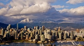 Vancouver Wallpaper High Definition