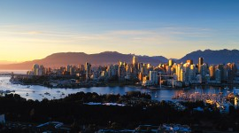 Vancouver Wallpaper Widescreen