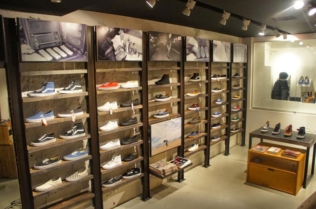 Vans Store wallpapers HD