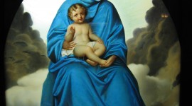 Virgin Maria Wallpaper For Mobile