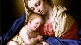 Virgin Maria Wallpaper For Mobile#2