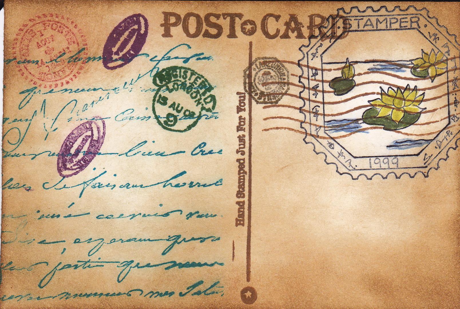 Что написать на открытке из путешествия