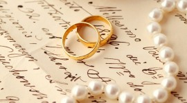 Wedding Rings Wallpaper 1080p