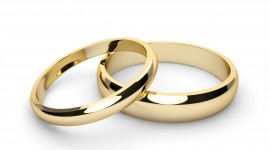Wedding Rings Wallpaper For PC