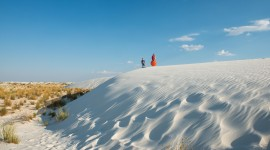 White Sands High Quality Wallpaper