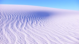 White Sands Wallpaper HD