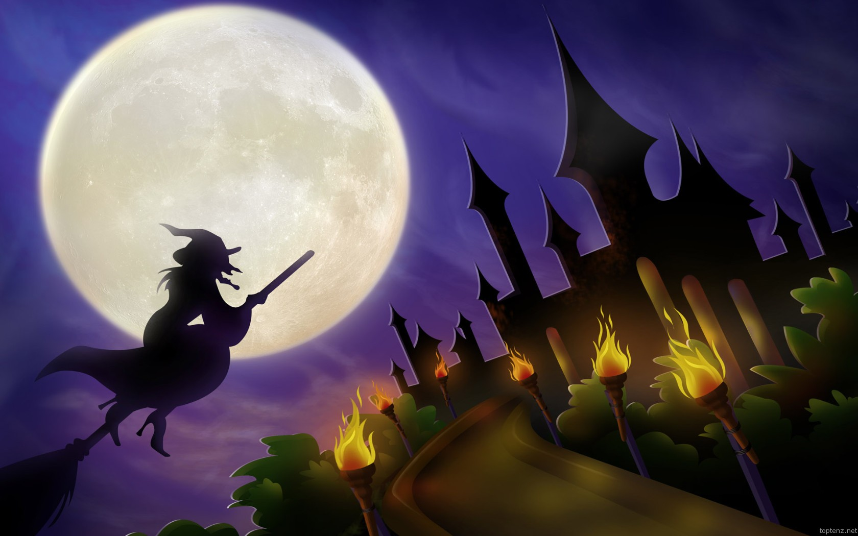 Witches wallpapers