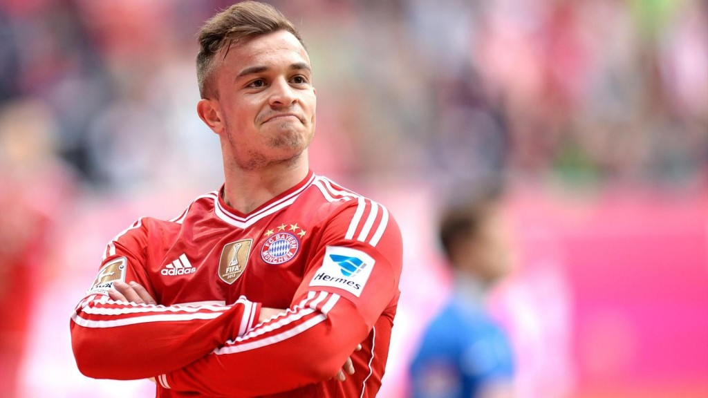 Xherdan Shaqiri wallpapers HD