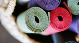 Yoga Mat Wallpaper For Desktop