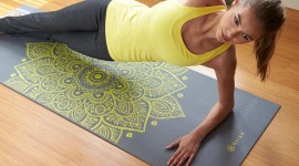 Yoga Mat Wallpaper Full HD