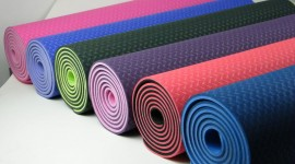 Yoga Mat Wallpaper HD