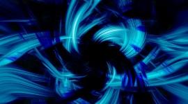 4K Blue Wallpaper For PC