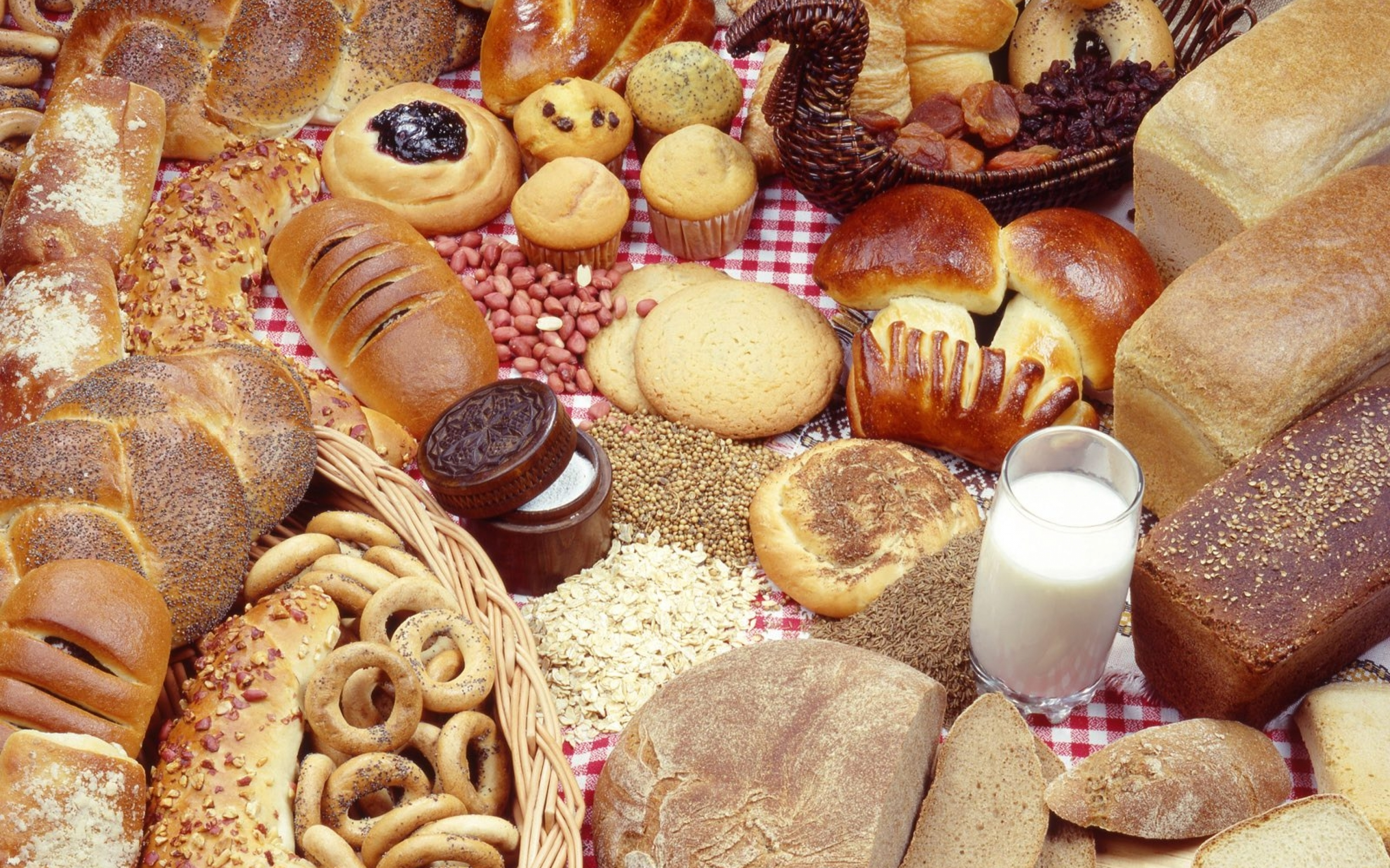 4k Bread Wallpapers High Quality Download Free