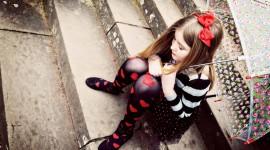 4K Little Hearts Photo