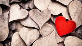 4K Little Hearts Wallpaper