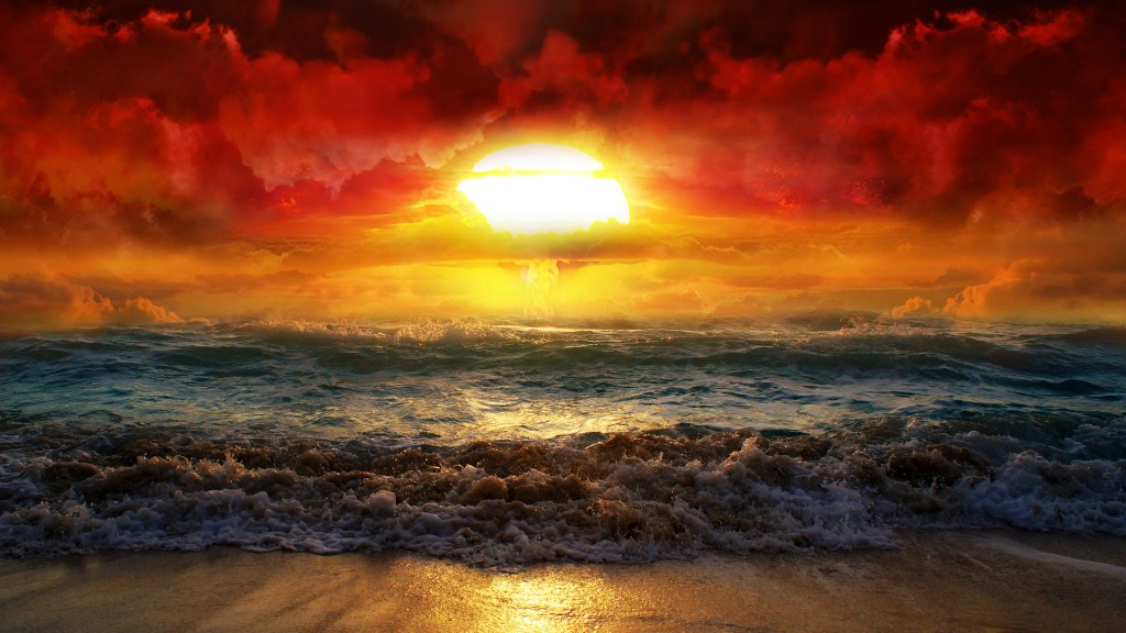 4K Rising Suns wallpapers HD