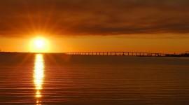 4K Rising Suns Photo
