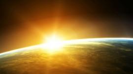 4K Rising Suns Photo Free