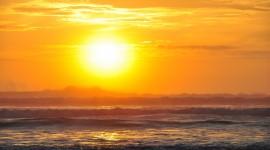 4K Rising Suns Wallpaper For Desktop